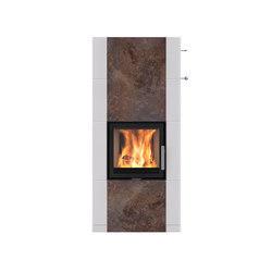 Salzburg M | Wood burning stoves | Nordpeis