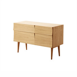Reflect | sideboard small | Sideboards | Muuto