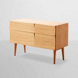 Reflect | sideboard small | Aparadores | Muuto