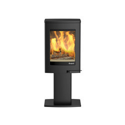Uno 1 | Wood burning stoves | Nordpeis
