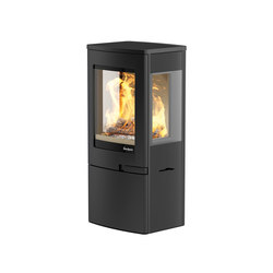 Uno 4 | Wood burning stoves | Nordpeis