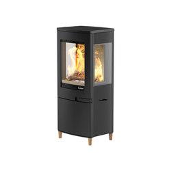 Uno 4 | Wood burning stoves | Nordpeis