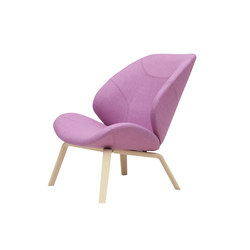 Eden Chair | Poltrone lounge | Softline A/S