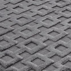Essenza Vol.1 charcole | Formatteppiche / Designerteppiche | Miinu