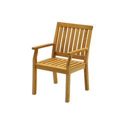 Cape Dining Chair with Arms | Sièges de jardin | Gloster Furniture