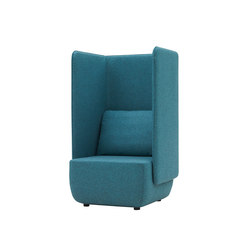 Opera Chair | Poltrone lounge | Softline A/S