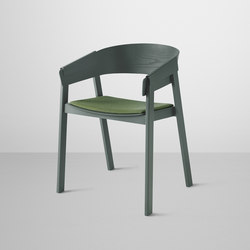 Cover Chair | upholstered | Sillas de visita | Muuto