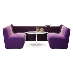 Dilim Sofa | Bancs d'attente | Koleksiyon Furniture