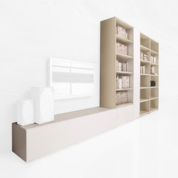 30mm | Wall storage systems | LAGO