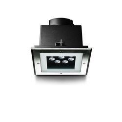 Megazip LED downlight quadrata | Illuminazione generale | Simes