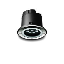 Megazip LED downlight tonda | Illuminazione generale | Simes