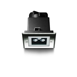 Zip LED downlight square | General lighting | Simes
