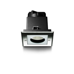 Zip downlight quadrata | Illuminazione generale | Simes