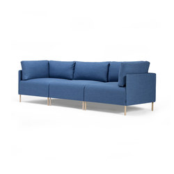 Blocks sofa | Divani lounge | OFFECCT