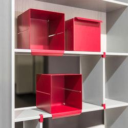 Rima Fino interior system | Storage boxes | raumplus