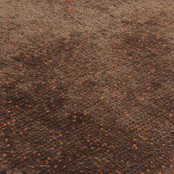 NY Epic nectarine / brown | Tapis / Tapis design | Miinu