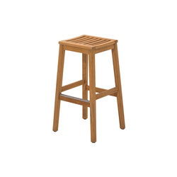 Kingston Bar Chair | Bar stools | Gloster Furniture