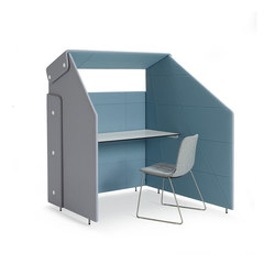 Focus divider | Hotdesking / temporary workspaces | OFFECCT