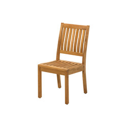 Kingston Dining Chair | Sièges de jardin | Gloster Furniture