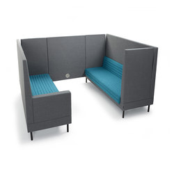 Smallroom select | Modular seating systems | OFFECCT