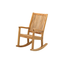 Kingston Rocking Chair | Sièges de jardin | Gloster Furniture