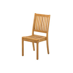 Kingston Stacking Chair | Sièges de jardin | Gloster Furniture