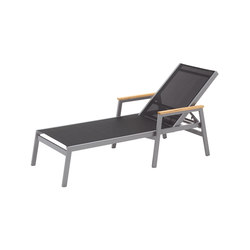 Luna Lounger | Sun loungers | Gloster Furniture