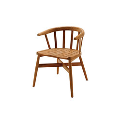 Windsor Dining Chair | Sièges de jardin | Gloster Furniture