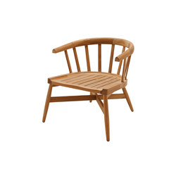 Windsor Lounge Chair | Garden armchairs | Gloster Furniture