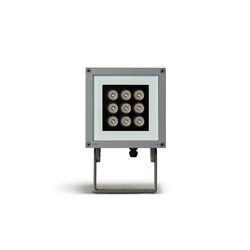 Megaloft Slim spot LED | Outdoor floor-mounted lights | Simes