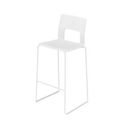 Kobe sledge barstool | Bar stools | Desalto