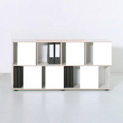 shelf 03 | Office shelving systems | performa