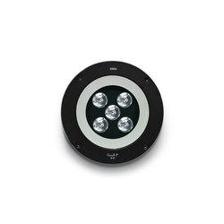 Flat rond LED | Éclairage général | Simes
