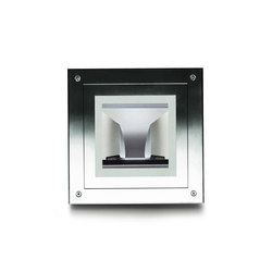 Megaring square | Outdoor recessed floor lights | Simes