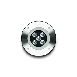 Ring round LED | Outdoor recessed floor lights | Simes