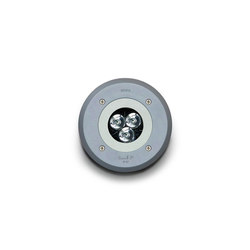 Minizip round LED | Outdoor recessed floor lights | Simes