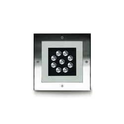 Megazip square LED | General lighting | Simes