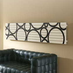Rosy Graphic Ring horizontal | Radiators | Cordivari
