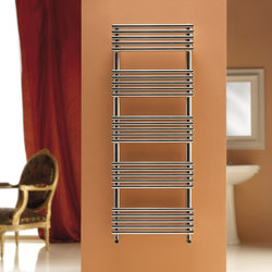 Sandy polished stainless steel | Radiators | Cordivari