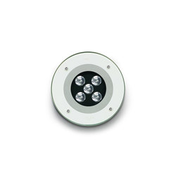 Plano round LED | Outdoor recessed floor lights | Simes