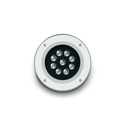 Megaplano round LED | Outdoor recessed floor lights | Simes