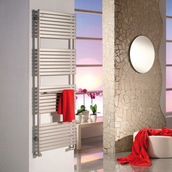 Stefania satin stainless steel | Radiators | Cordivari