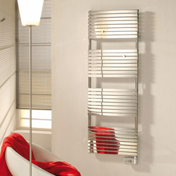 Stefania electric polished stainless steel | Radiators | Cordivari