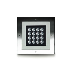 Compact square 370 LED | Iluminación general | Simes