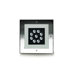Compact square 275 LED | Iluminación general | Simes