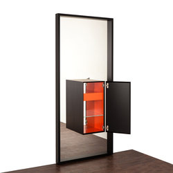 N°1 Mirror furniture | Lockers | Frech Collection