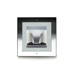 Compact square 370 | Outdoor recessed floor lights | Simes