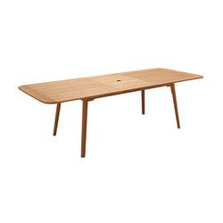 Winchester Extending Table | Tables à manger de jardin | Gloster Furniture