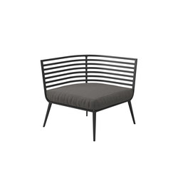 Vista Corner/End Unit | Garden armchairs | Gloster Furniture GmbH