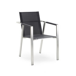 Allure Stacking Chair | Garden chairs | solpuri